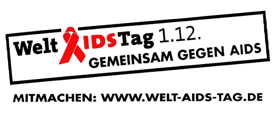 Logo Welt-Aids-Tag