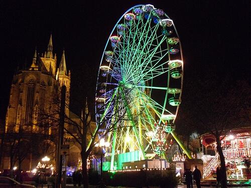 Weihnachtsmarkt (2) von Michael Panse (c) flickr.com