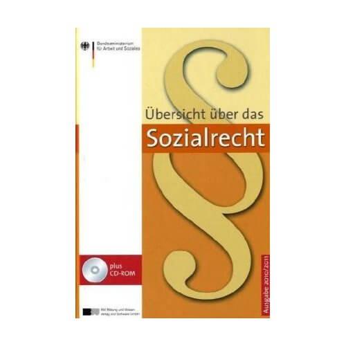 Übersicht über das Sozialrecht 2010/2011 (c) bwverlag.de