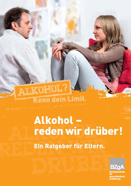 BZGA - Alkohol reden wir drüber (c) bzga.de