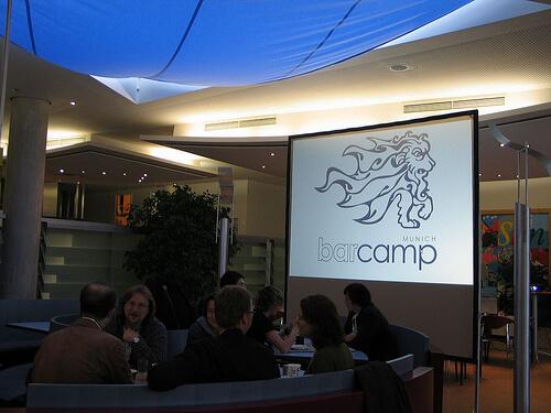 Logo BarCamp Munich (c) barcampmunich.mixxt.de