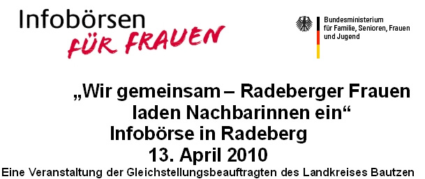 Fraueninfobörse Radeberg