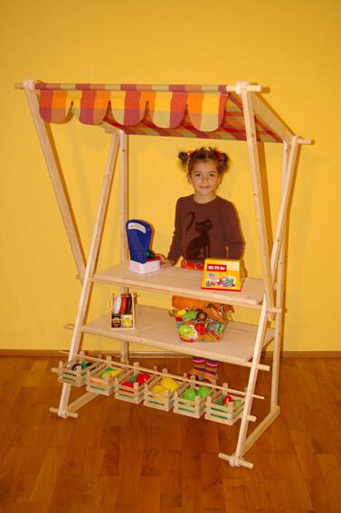 Spielzeug | Kaufmannsladen (c) krolldesign.com