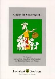 Sächsisches Staatsministerium - Kind im Steuerrecht