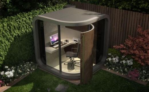 Mobiles Büro (c) officepod.co.uk / detailverliebt.de