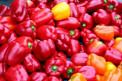Ernährung | Paprika Mix (c) ad  / pixelio.de