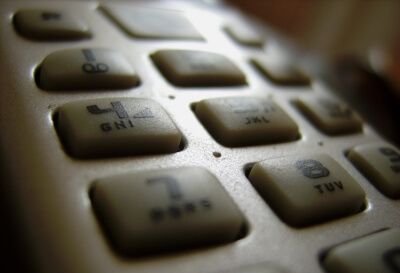Telefon (c) Kristin  / pixelio.de
