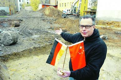 chinesische KiTa kommt  nach Leipzig (c) Wolfgang Zeyen / chinesischer-kindergarten.de