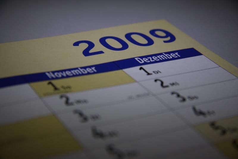 2009 - Was sich ändert (c) casiocan / pixelio.de
