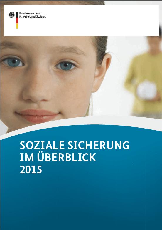 Deckblatt Soziale Sicherung im Überblick (c) bmas.de