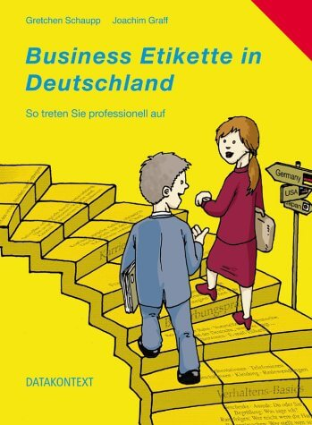 Business etikette (c) Buchcover amazon.de