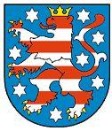 Wappen Thüringen (c) thueringen.de