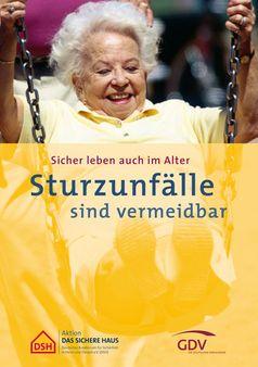 Broschüre Sturzunfälle sind vermeidbar (c) das-sichere-haus.de