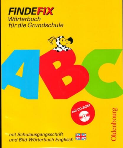 Buchcover FindeFix Wörterbuch für die Grundschule (c) Oldenbourg.de