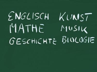 Schule Tafel (c) S. Hofschlaeger / pixelio.de