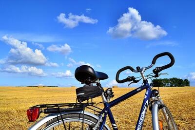 Fahrrad (c) Andreas Hermsdorf / pixelio.de