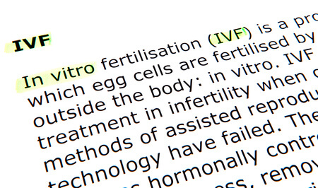IVF Wikieintrag © nenovbrothers - Fotolia.com bei #35727741
