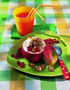 Essen | Power Apfel - gefüllter Apfel (c) koelln.de