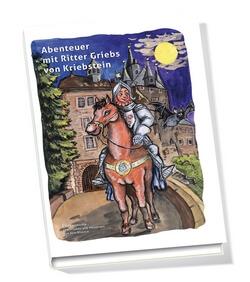 Ritter Griebs von Kriebstein Buchansicht (c) telescope-verlag.de