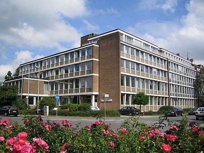 Verwaltungsgerichtsgebäude Münster (c) vg-muenster.nrw.de