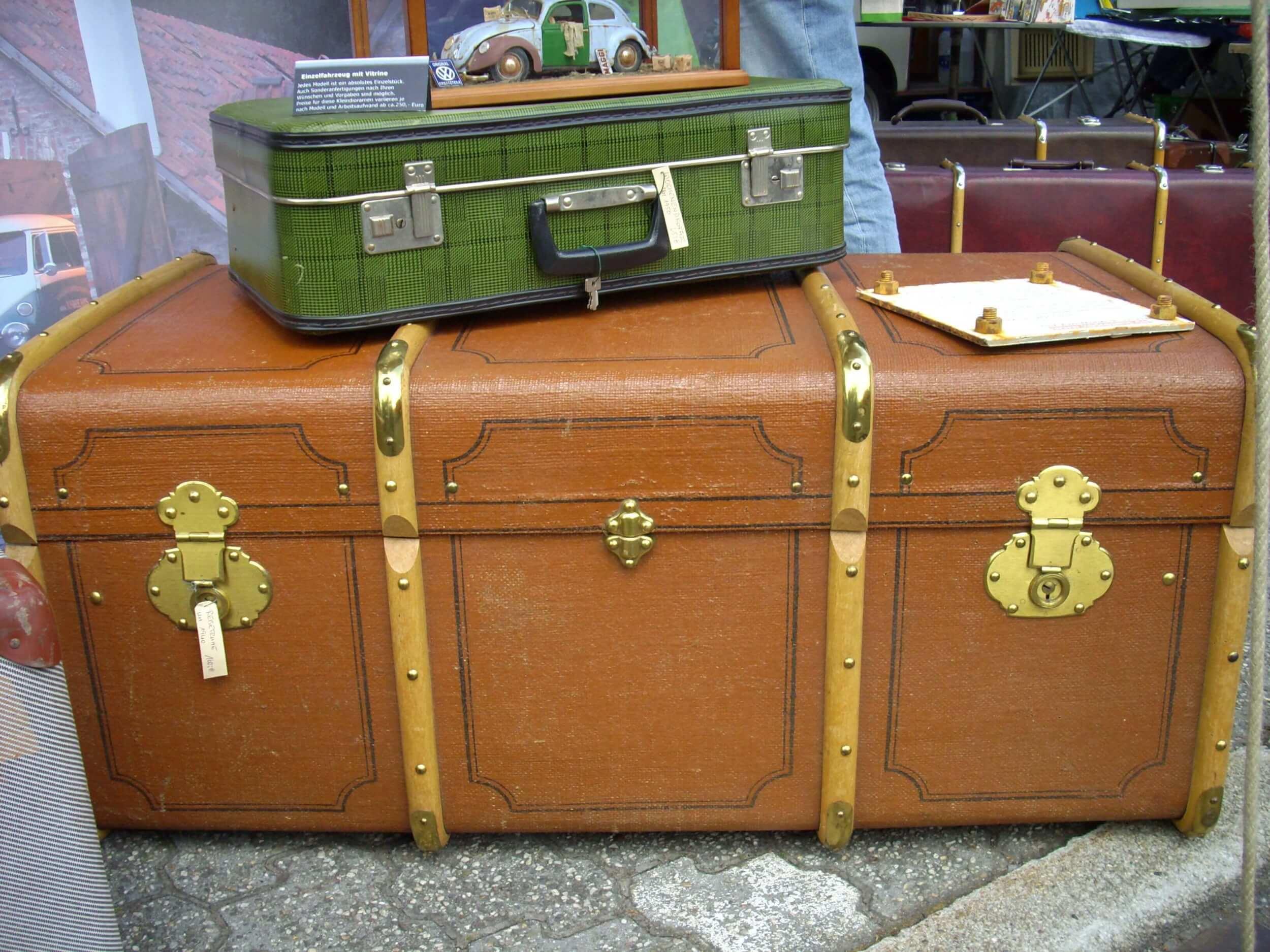 Urlaub | Koffer packen (c) Rike / pixelio.de