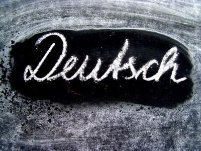 Schule | Tafel mit Schriftzug Deutsch (c) knipseline / pixelio.de