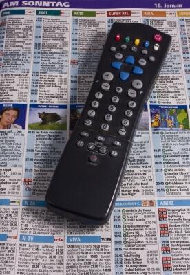 Fernsehprogamm (c) Andreas Morlok / pixelio.de