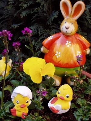Ostern | Osterkücken (c) Astrid Friedrich  / pixelio.de