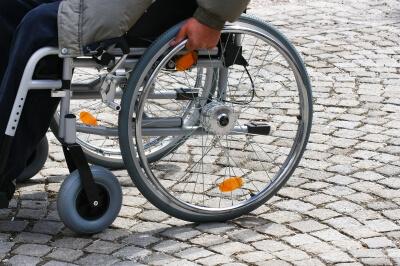 Rollstuhl (c) Albrecht E. Arnold / pixelio.de