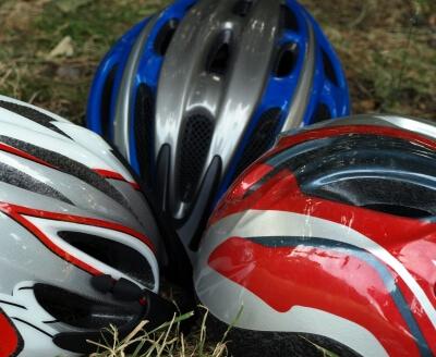 Fahrradhelm (c) CFalk / pixelio.de