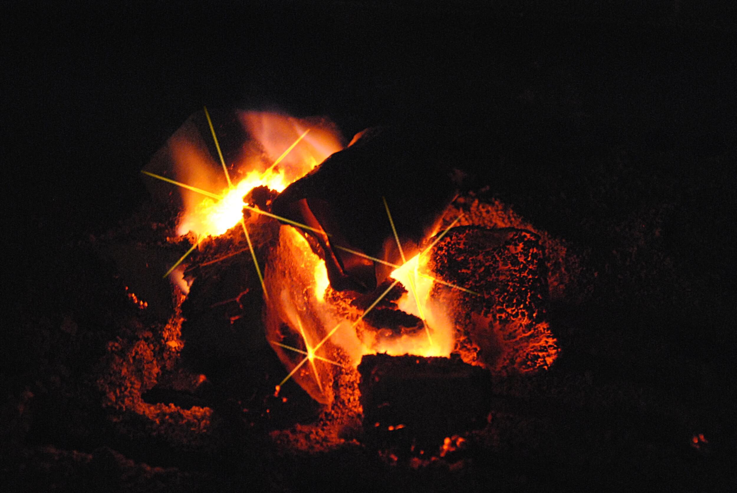 Feuer (c) Klaus Steves / pixelio.de