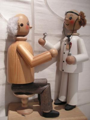 Arztbesuch | Aufklärungsgespräch (c) sparkie / pixelio.de