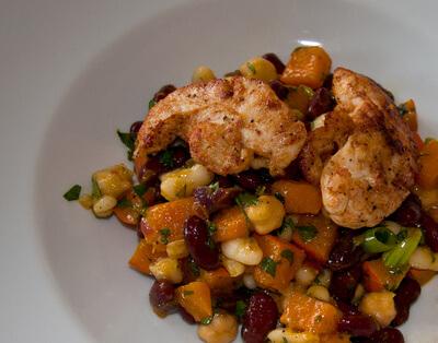 Ernährung | Salatteller (c) Marianne J.  / pixelio.de