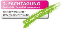 2013 Fachtagung BGM (c) metabalance-institut.de