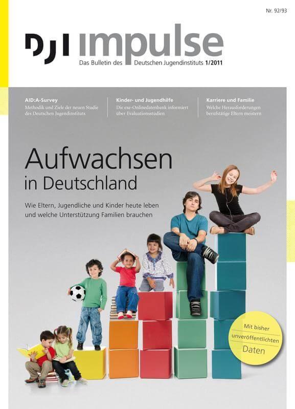 Deckblatt der Studie AID:A des Deutschen Jugendinstitut (DJI) (c) dji.de
