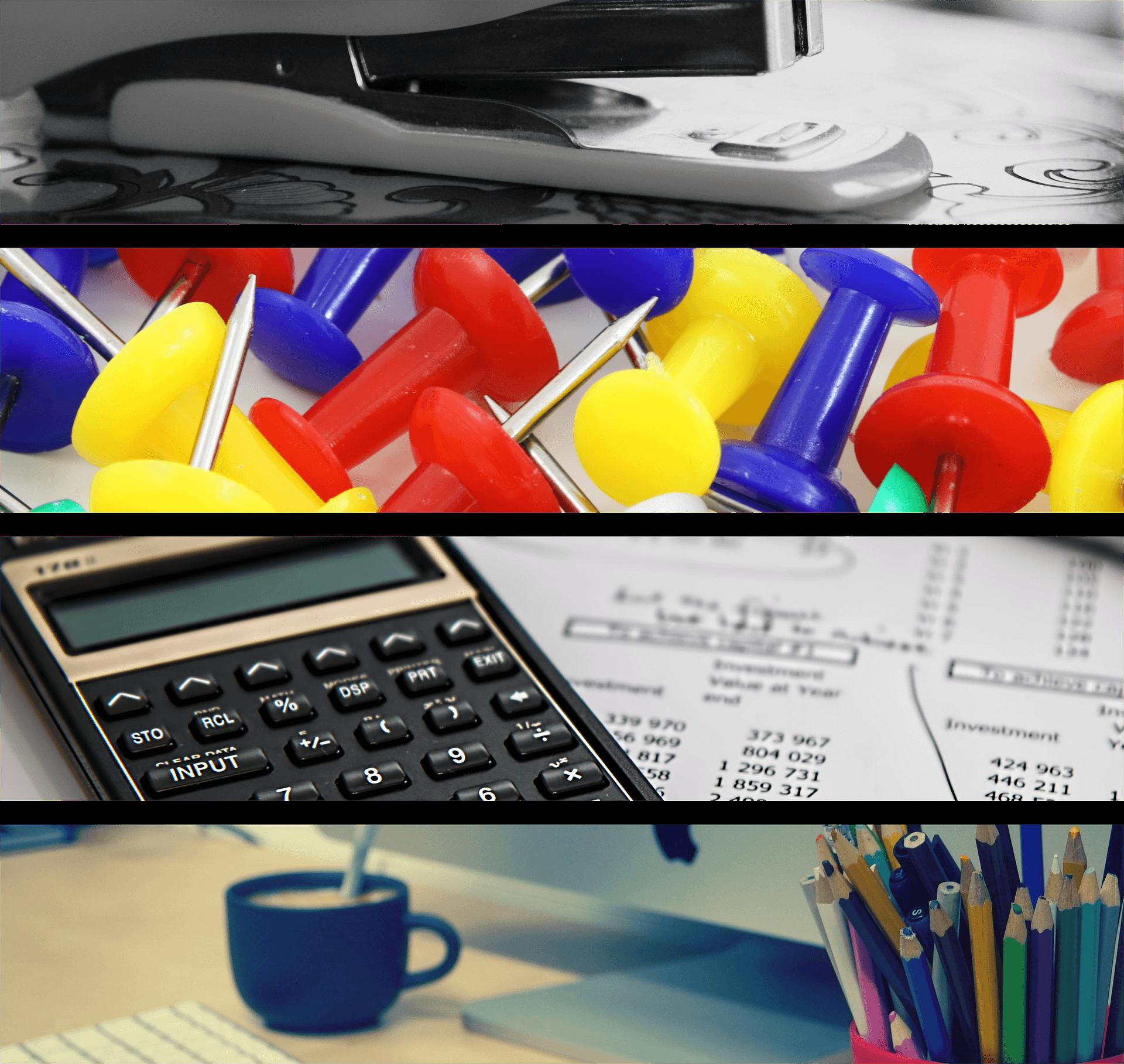 Alles was man im Homeoffice so braucht (c) kropekk_pl / pixabay.de