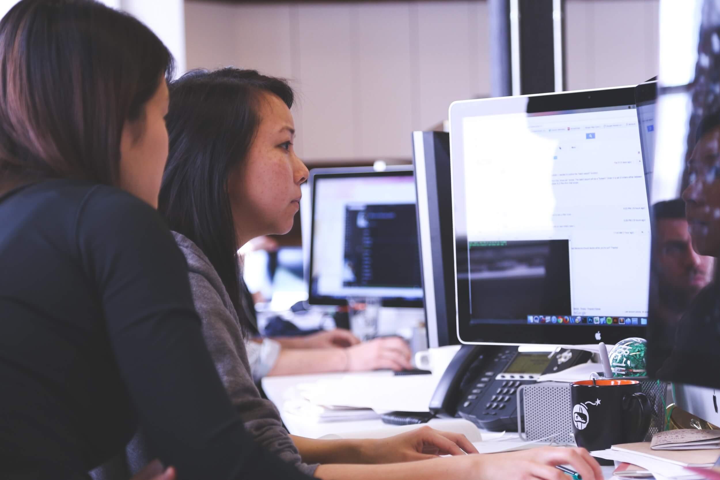 Büroarbeit kann Spaß machen (c) StartupStockPhotos / pixabay.de