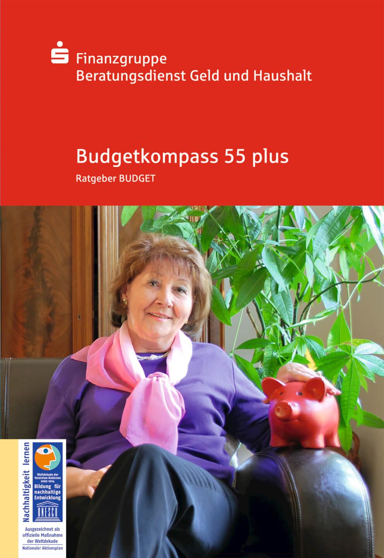 Geld und Haushalt - Budgetkompass 55plus
