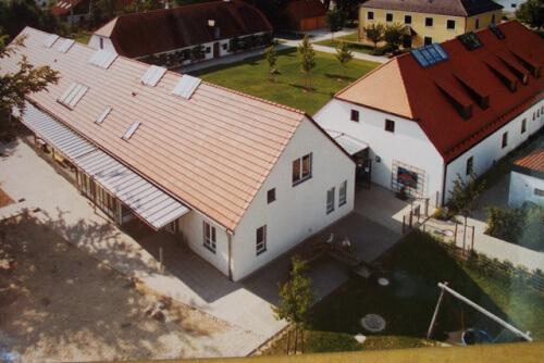 Bungalow Haus Gebäude (c) familienfreund.de