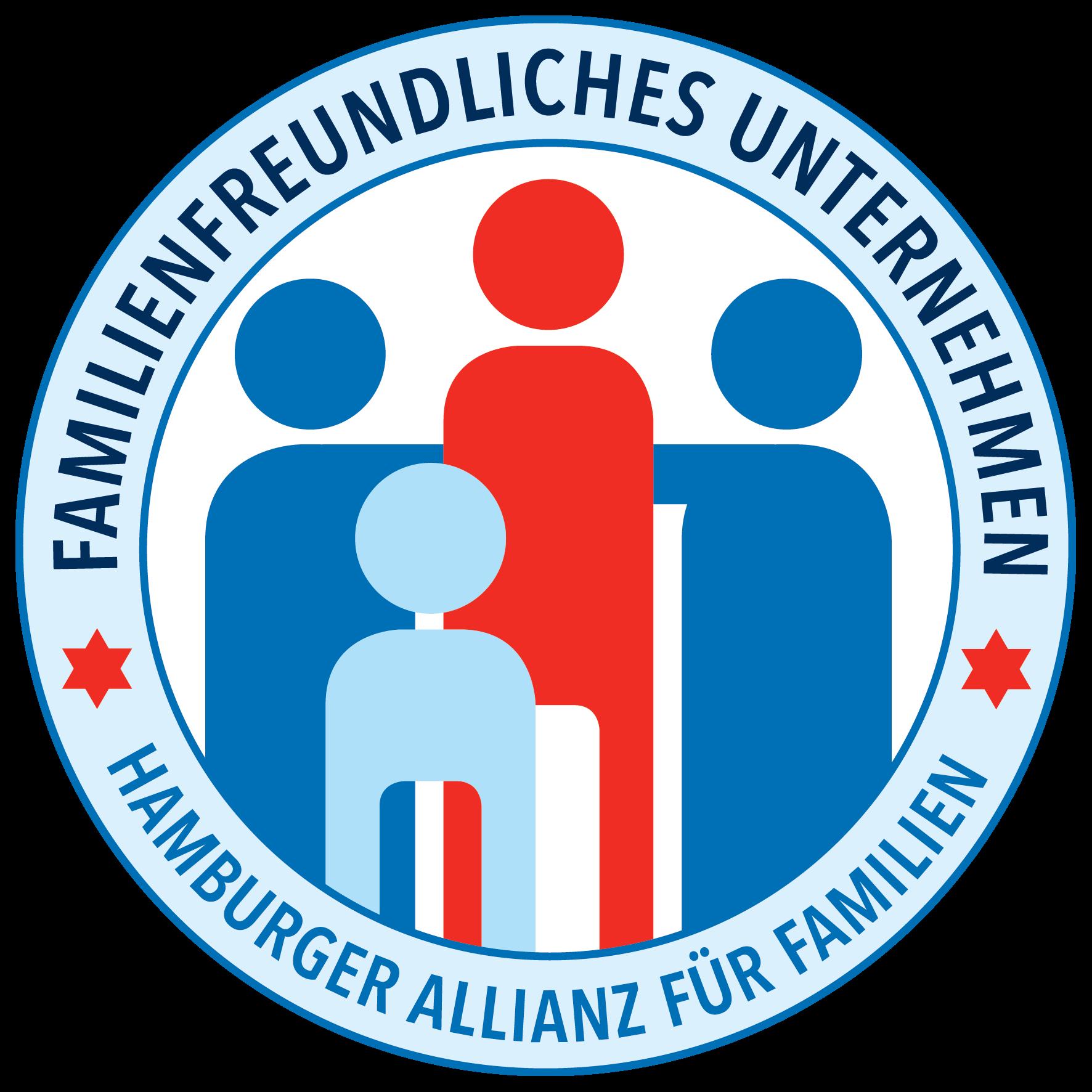 Hamburger Familiensiegel - Allianz für Familien (c) hamburg.de