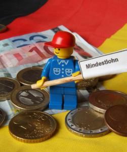Geld | Mindestlohn (c) Rainer Aschenbrenner / pixelio.de
