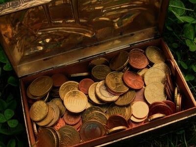 Geld | Kleingeld (c) gerd altmann / pixelio.de