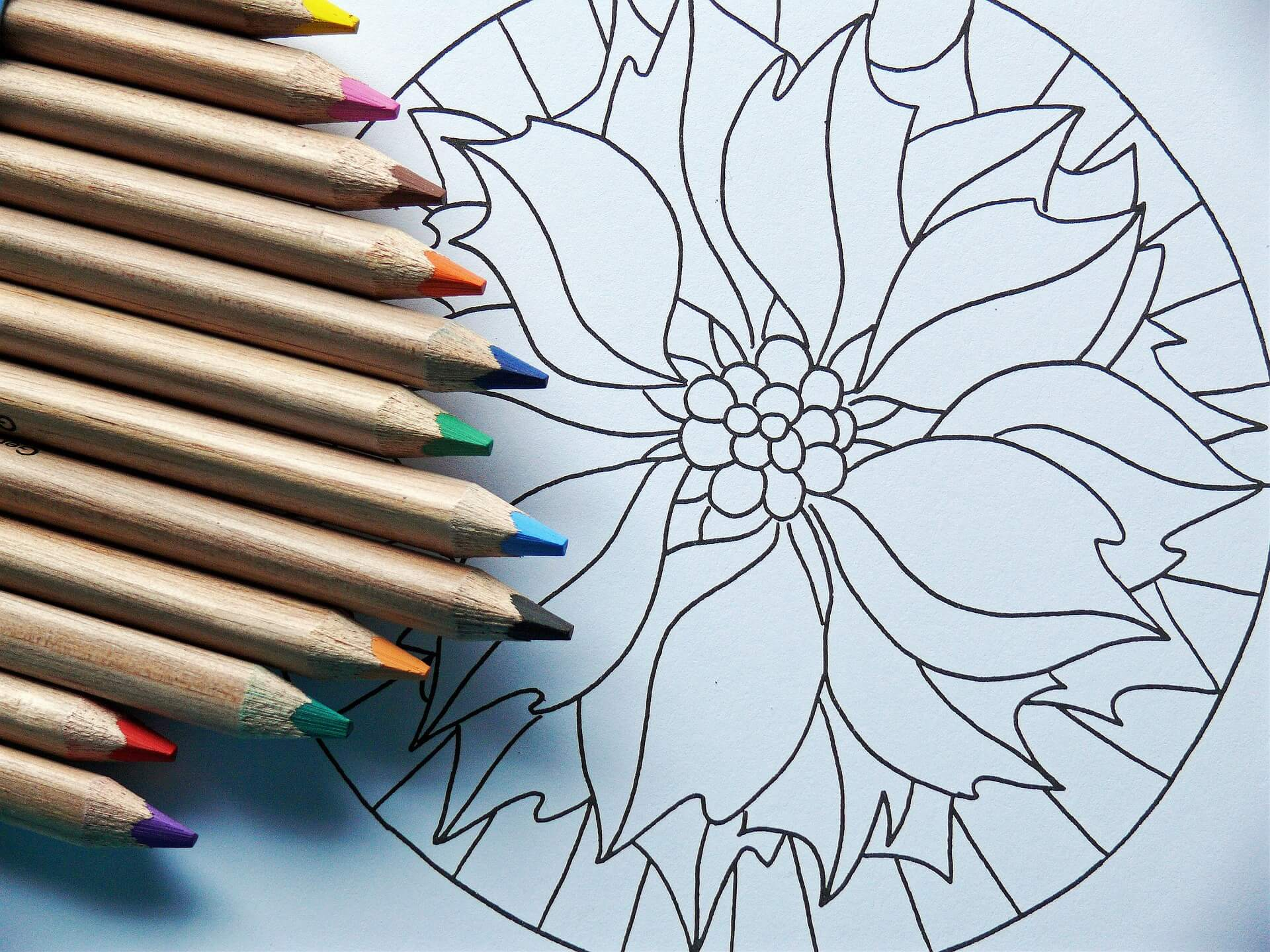 Mandala zum Ausmalen (c) moritz320 / pixabay.de