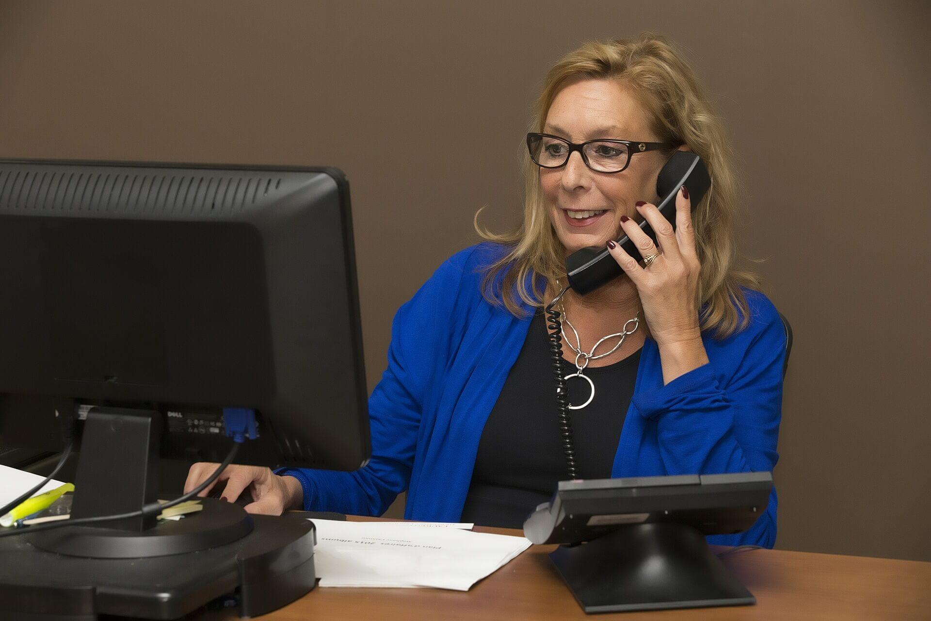 Mitarbeiterunterstützung ist lebensphasenorientiert - nicht nur am Telefon (c) Patrice_Audet / pixabay.de