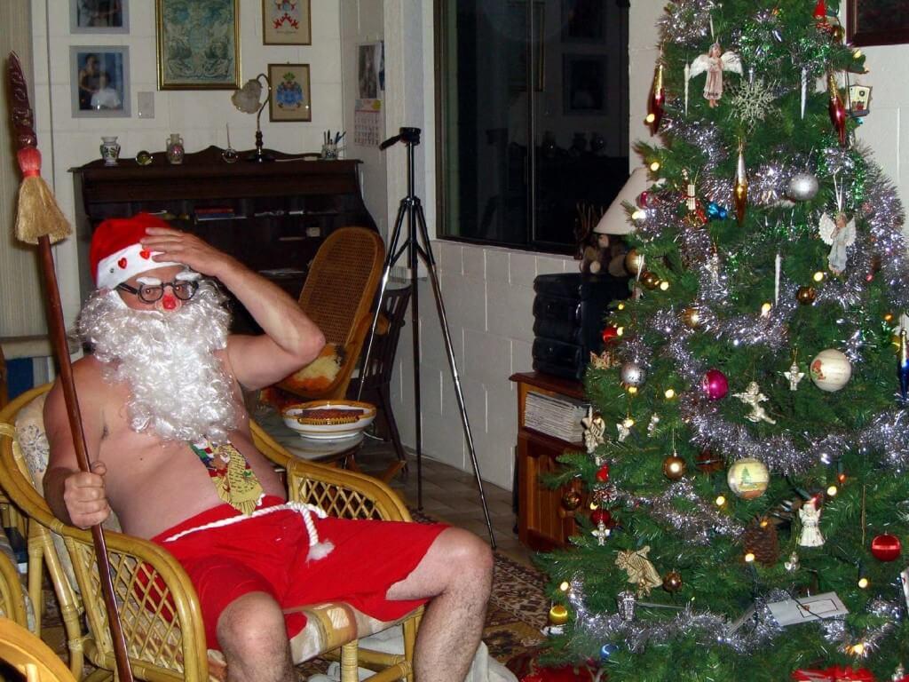 Weihnachtsmann (c) pixelio.de / Romy (reikidelfn)