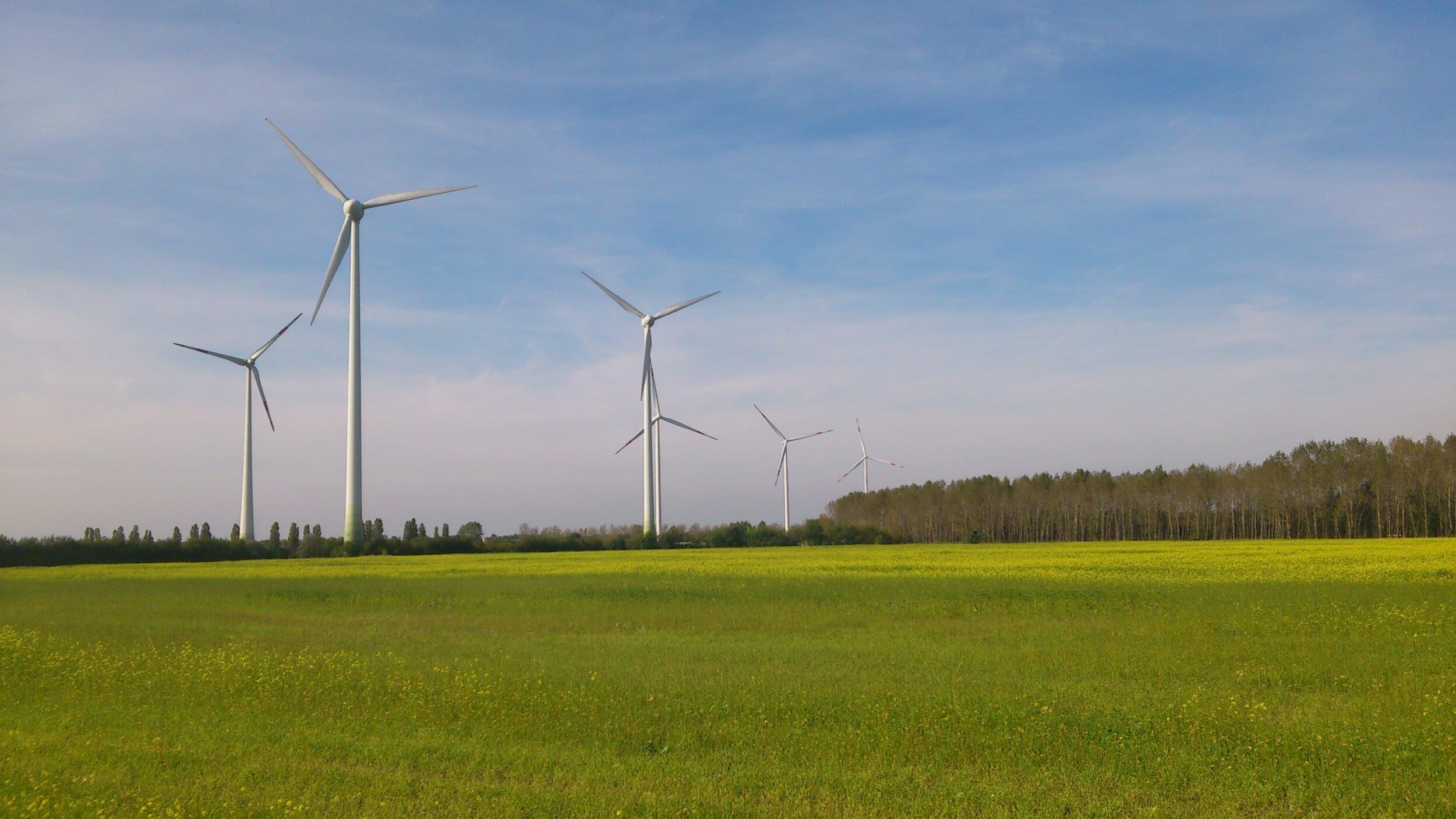 Windräder | erneuerbare Energie (c) familienfreund.de