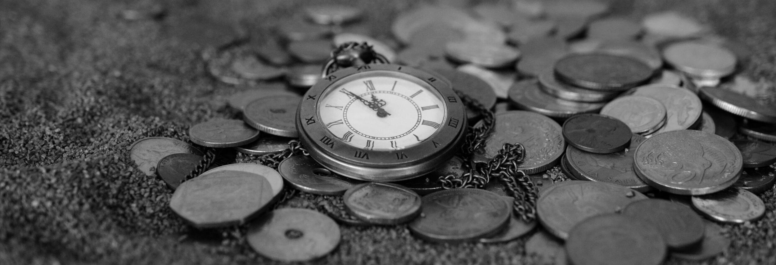Zeit ist Geld (c) annca / pixabay.de