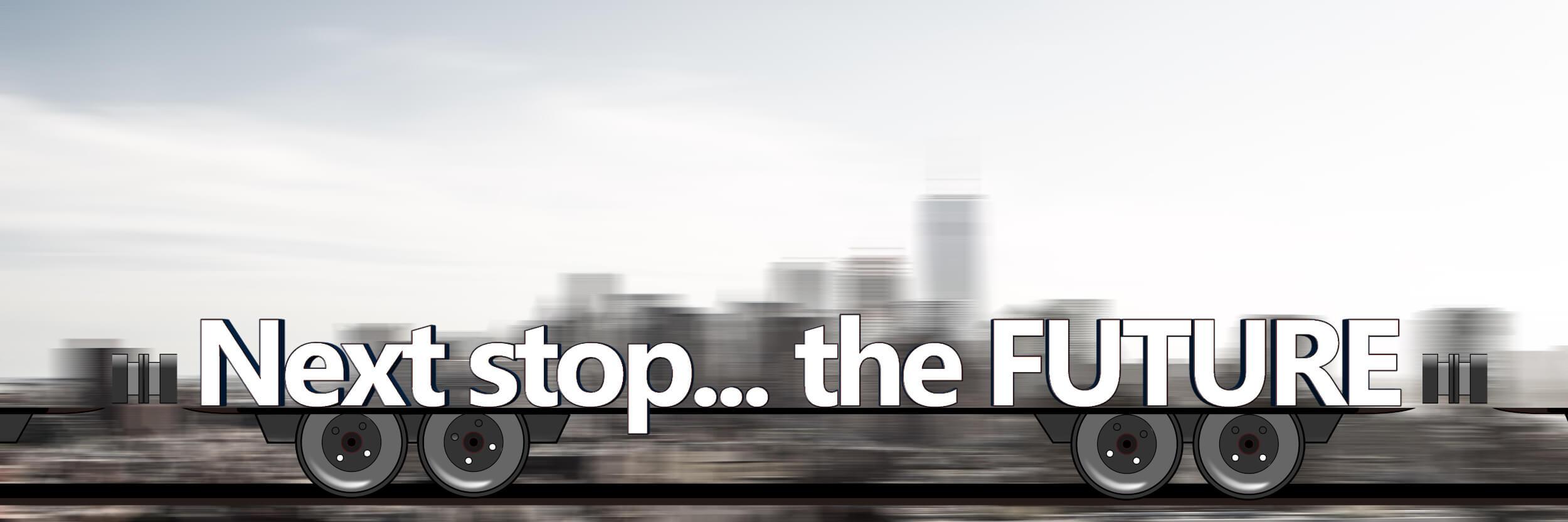 nächster Halt - Zukunft : #NewWork (c) geralt / pixabay.de