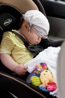 In Deutschland Pflicht: Altersgerechte Autositze für Kinder