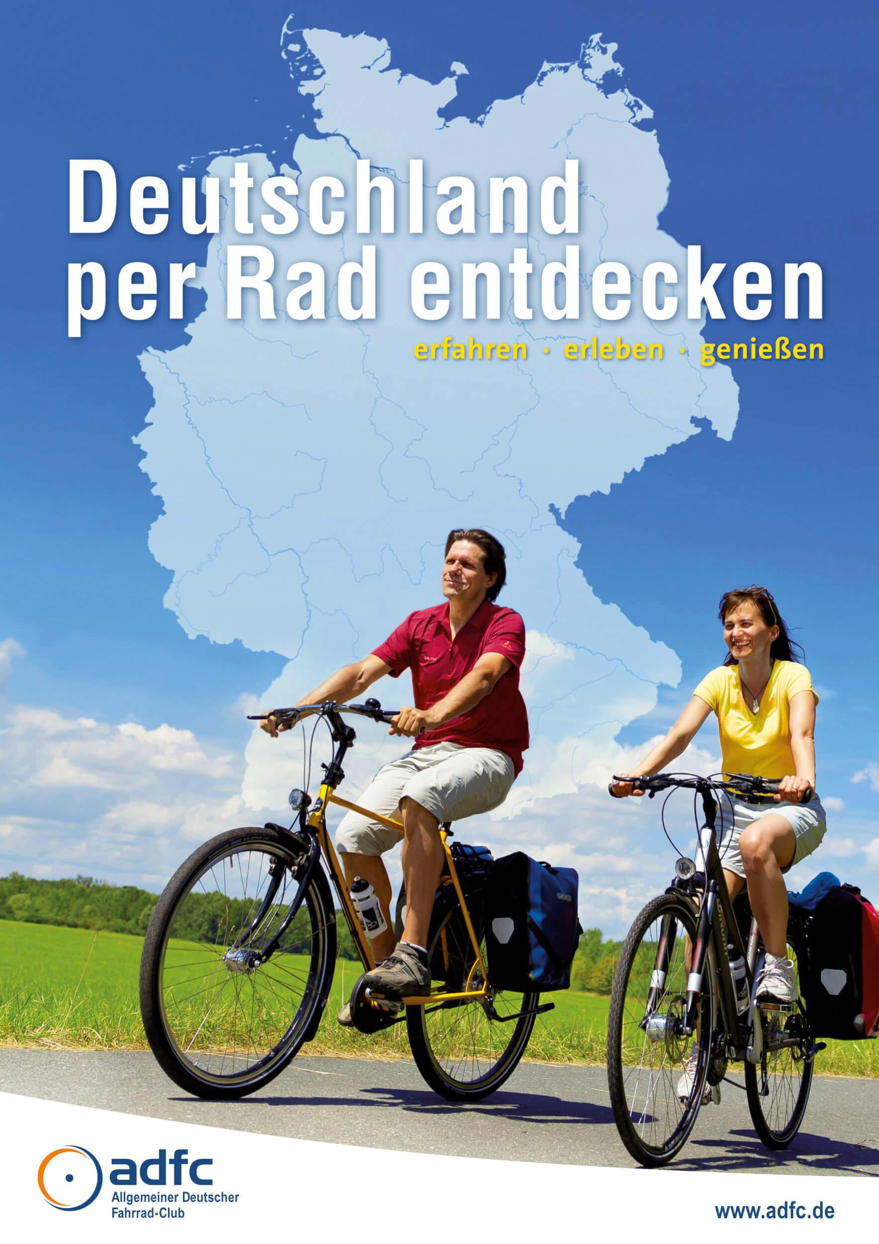 Deutschland per Rad entdecken (c) Quellenangabe / Rechte: ADFC